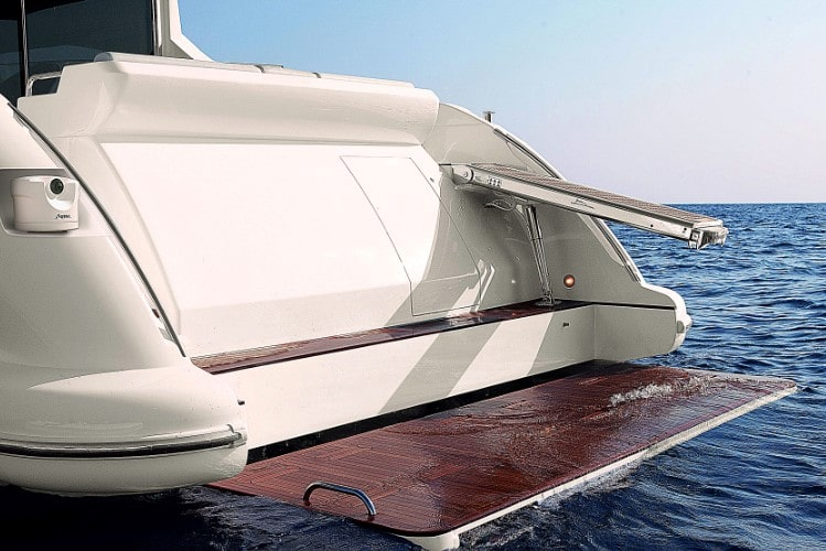 custom systems for boats